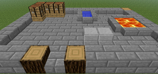 How To Build A Blacksmith In Minecraft Minecraft Guides