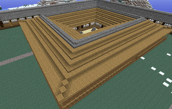 Minecraft Japanese Rock Garden japanese building style in minecraft - minecraft guides