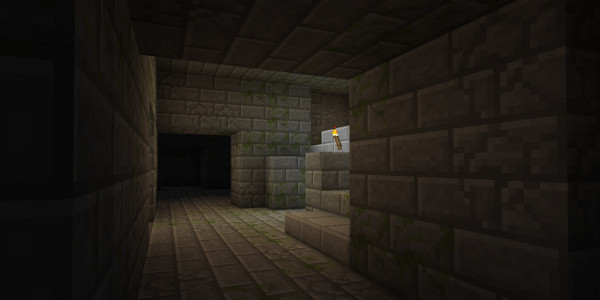 minecraft stronghold image