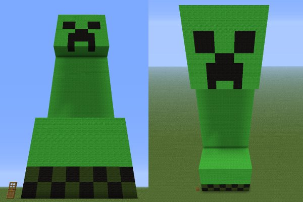 Pixel Art Minecraft Guides