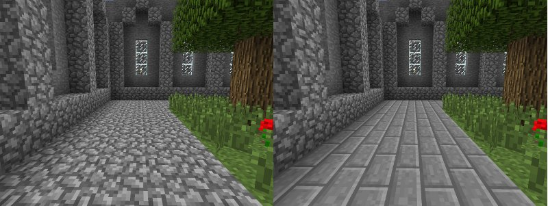 minecraft basic road image