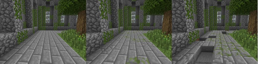 minecraft dirt road image