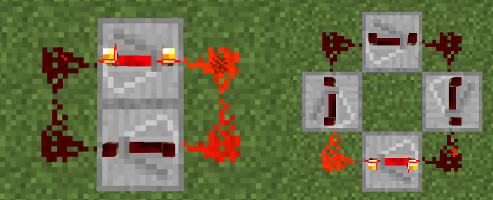 How to Build Redstone Clocks - Minecraft Guides