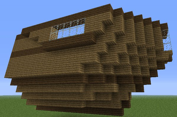 minecraft ship stern image