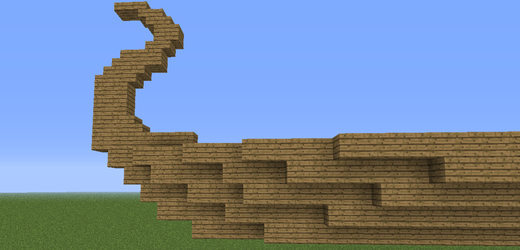How To Build A Viking Ship In Minecraft Guides