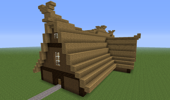 Viking Building Style In Minecraft Minecraft Guides